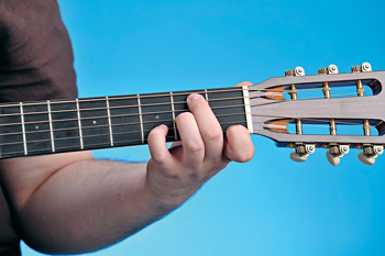 arpegios y fingerpicking con la guitarra