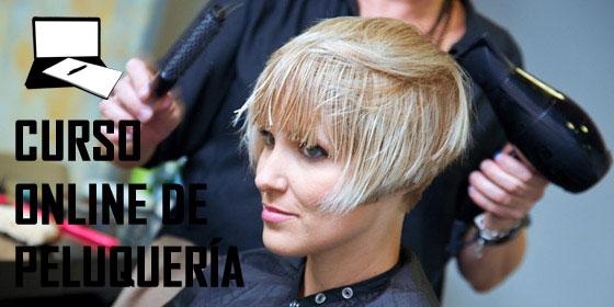 Curso online de peluquería