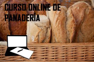Curso online de panadería