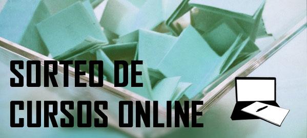 sorteo de cursos online
