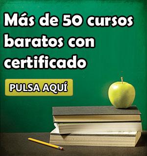 cursos con certificado de profesionalidad