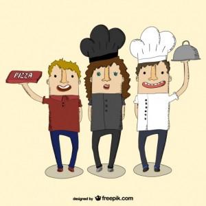 curso cocina niños