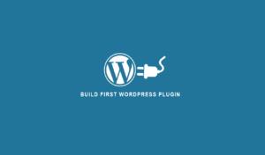 Cómo crear un plugin para WordPress